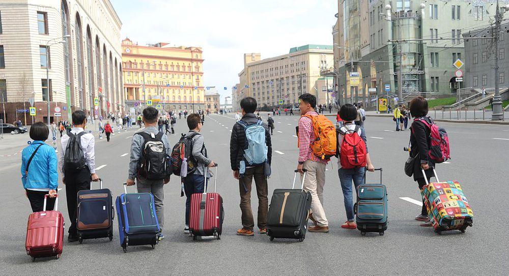 Количество туристов в регионах России подросло на 15%