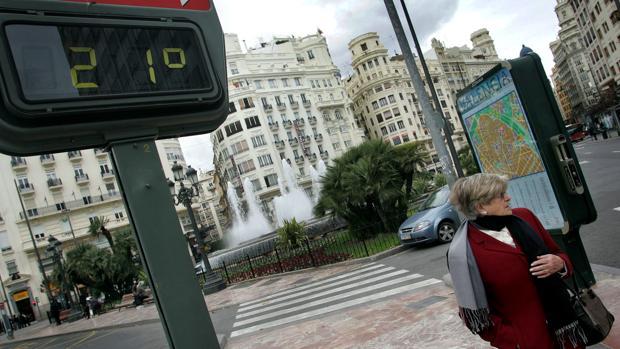 В этом году осень в Испании будет теплее, чем обычно