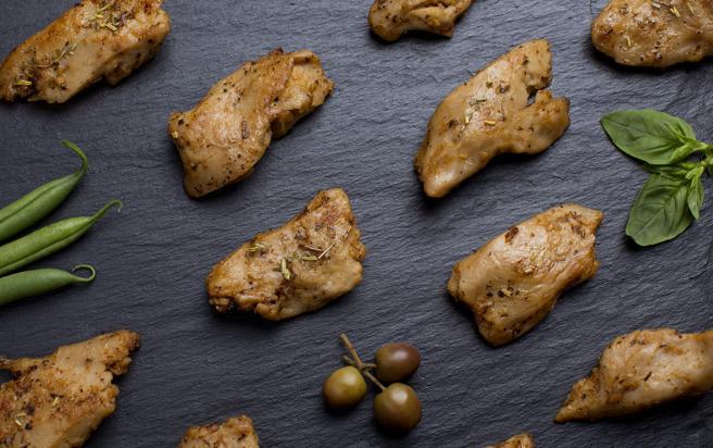 Производимое в Барселоне соевое мясо завоевывает признание лучших шеф-поваров