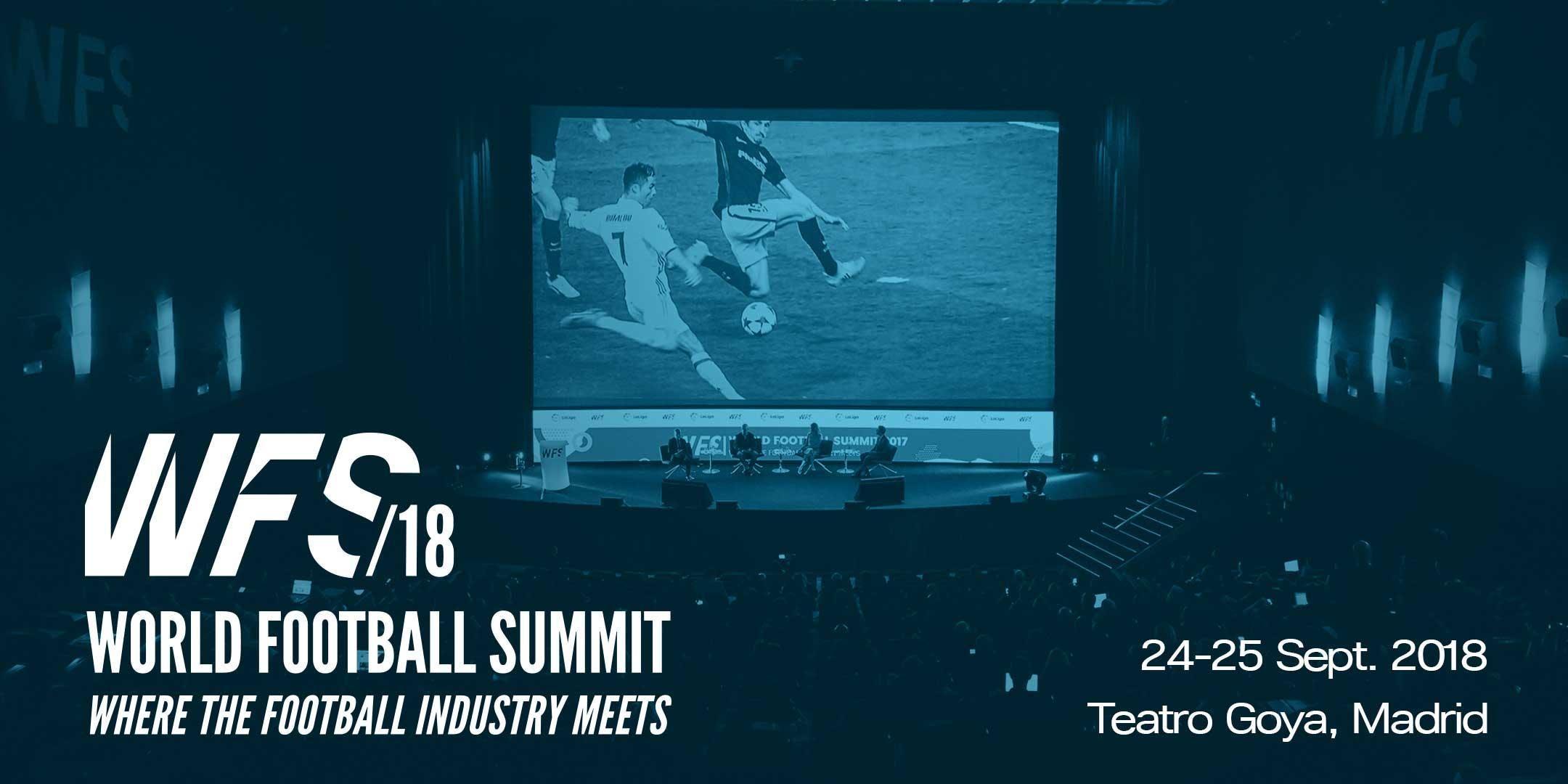 В Мадриде пройдет World Football Summit