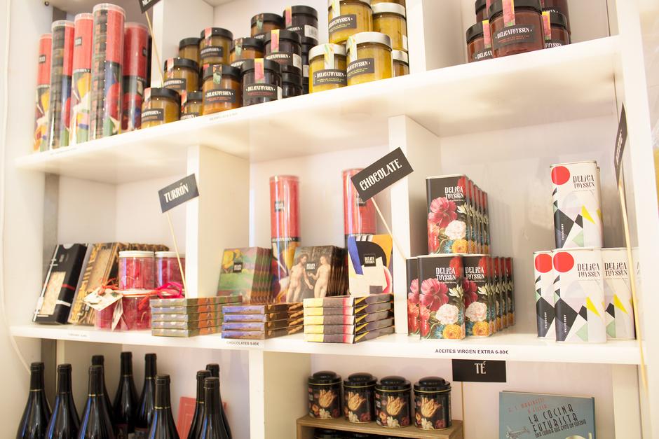 Музей Тиссена-Борнемисы открыл выставку художественно оформленных деликатесов