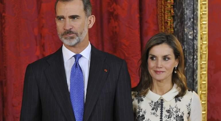 В 2018-м доходы короля и королевы Испании увеличились на 1,5%