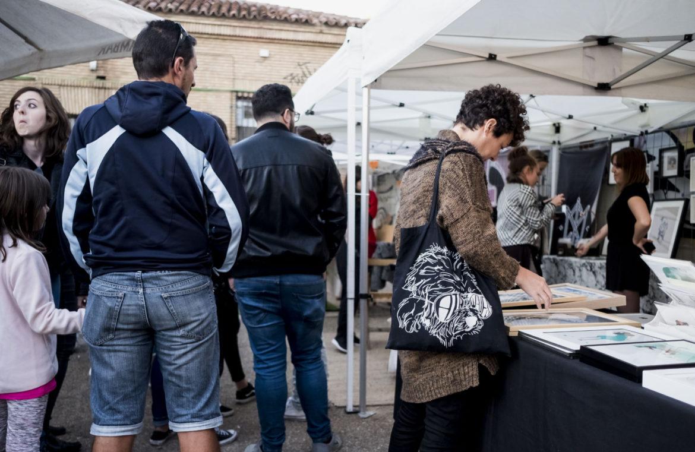 В Сарагосе проходит фестиваль современного искусства Асальто