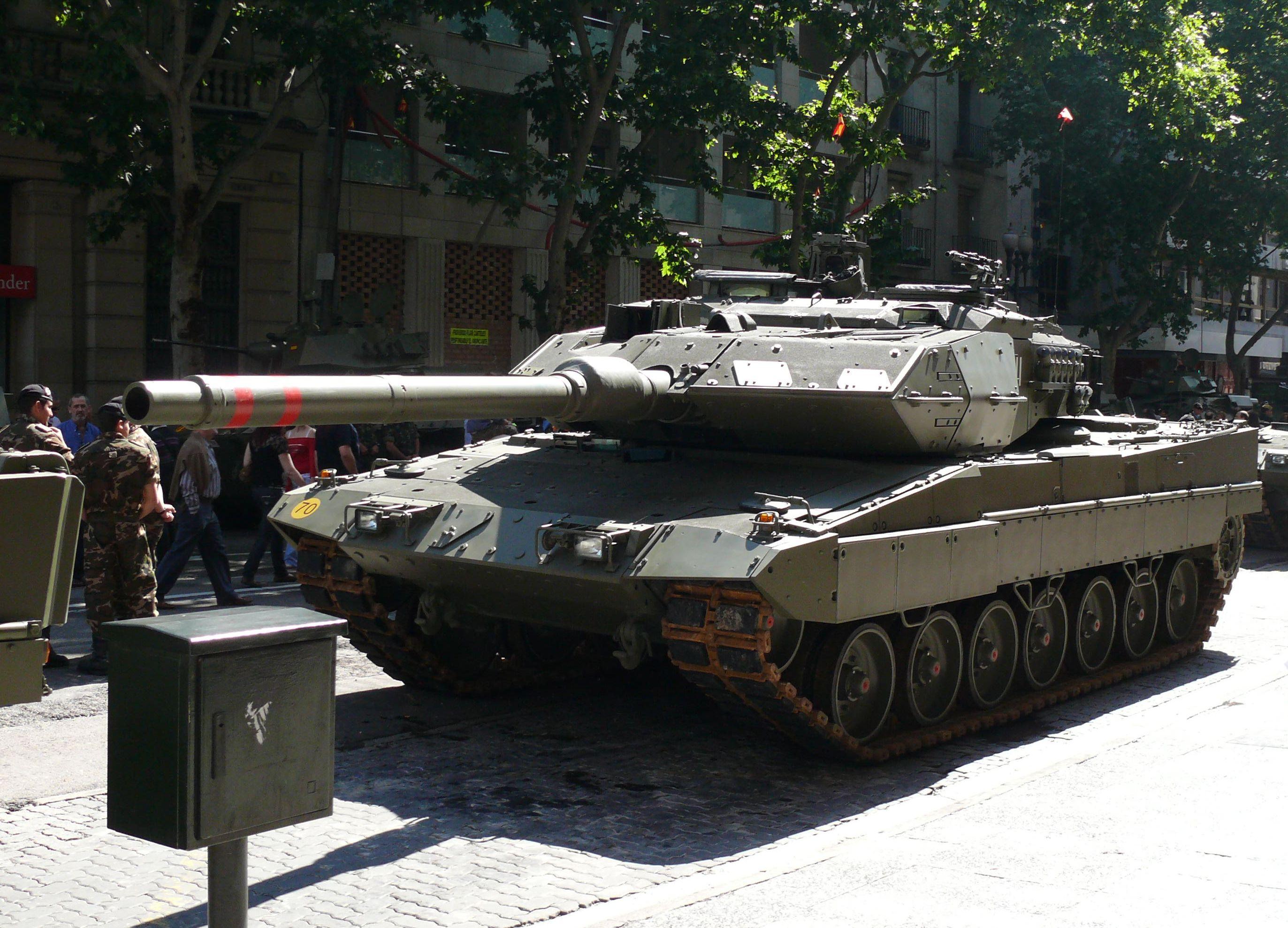 Испания примет участие в самых крупных учениях НАТО с момента окончания холодной войны