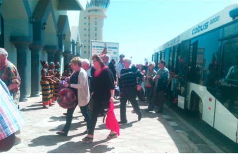 Гамбия открыла туристический сезон рейсом из России