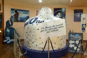 Гигантскую коробку шоколадных конфет откроют в центре Перуджи