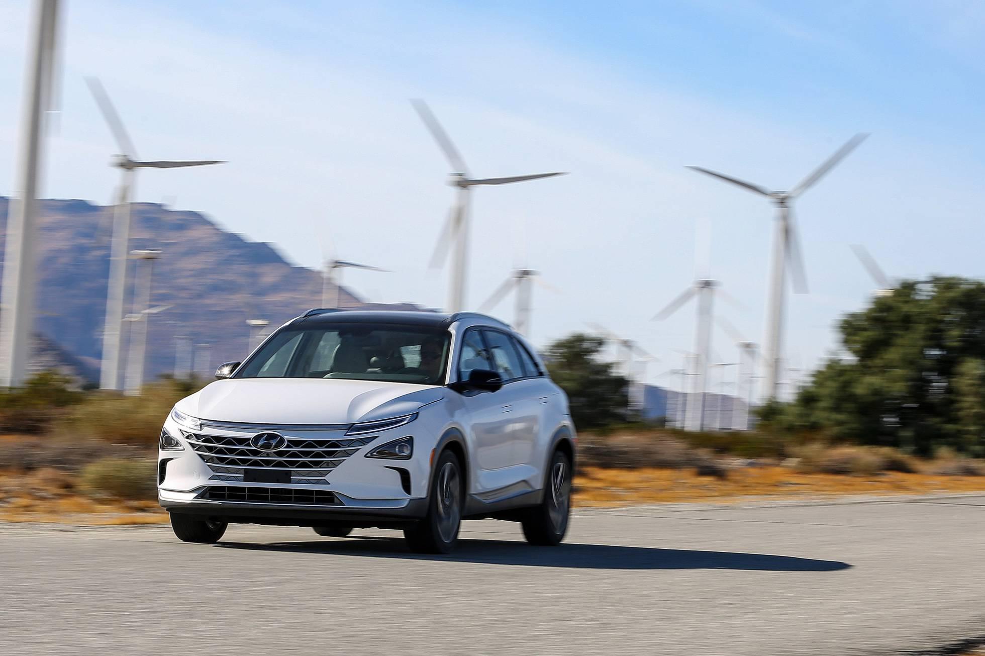 Через 12 лет по дорогам Испании будет ездить 140 000 водородных автомобилей