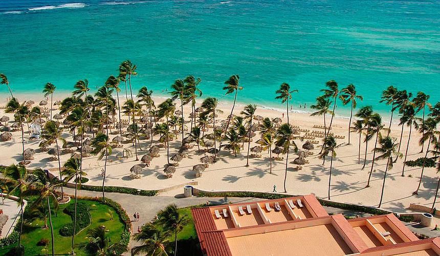 Туры с прямым перелётом в Доминикану предлагает всё больше туроператоров
