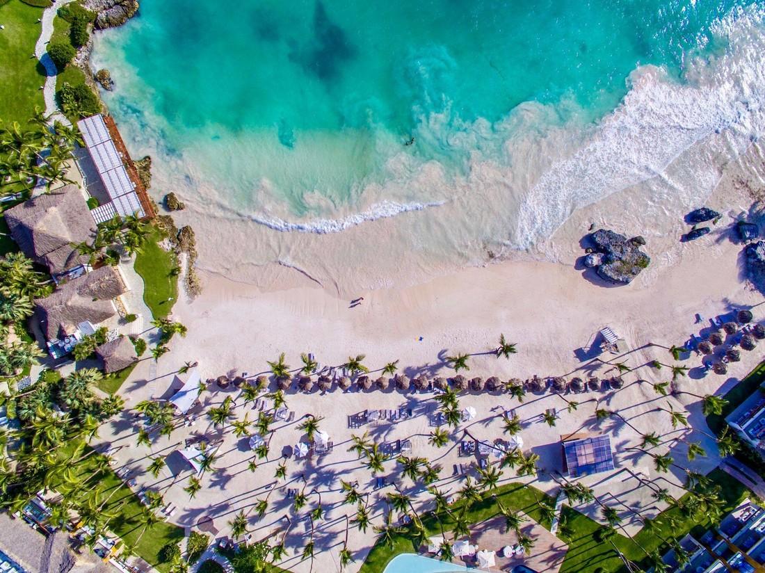 Доминикана приняла свыше 5 млн туристов
