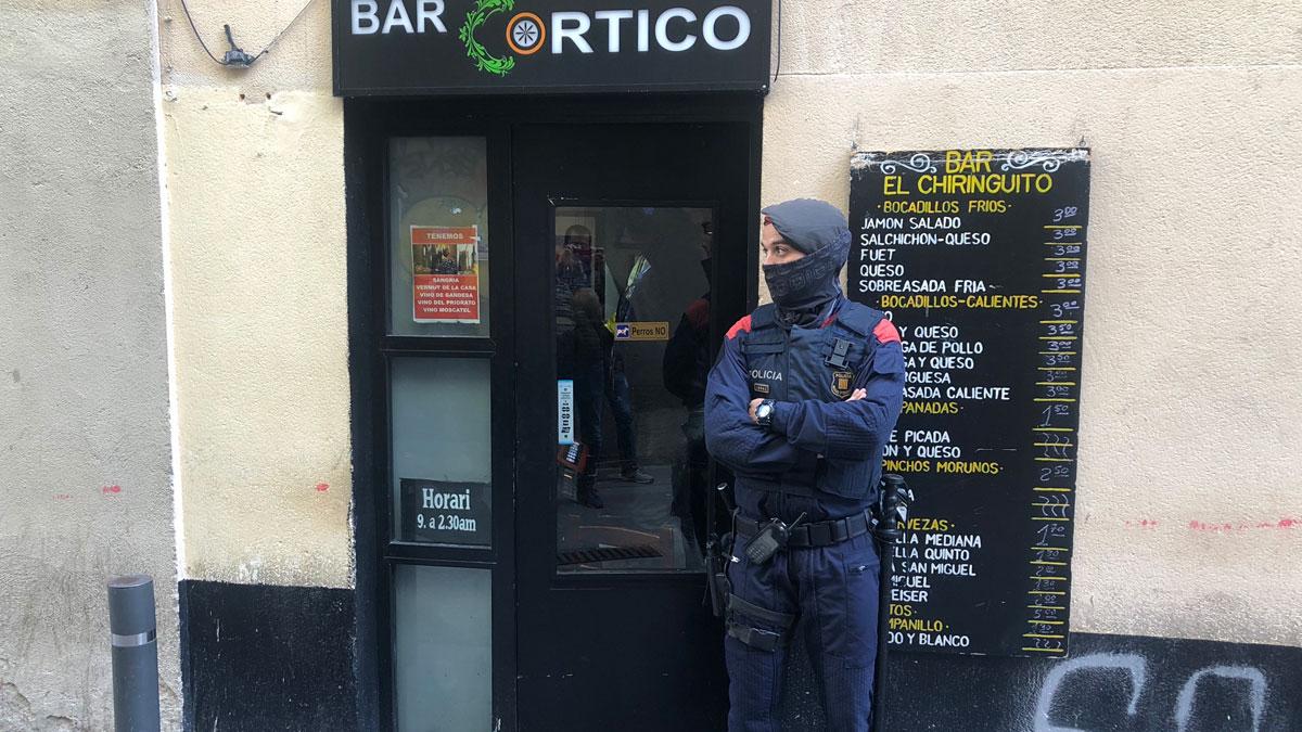 Масштабная операция по борьбе с наркоторговлей проведена в Барселоне