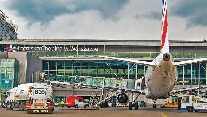 Польша собирается строить новый аэропорт под Варшавой