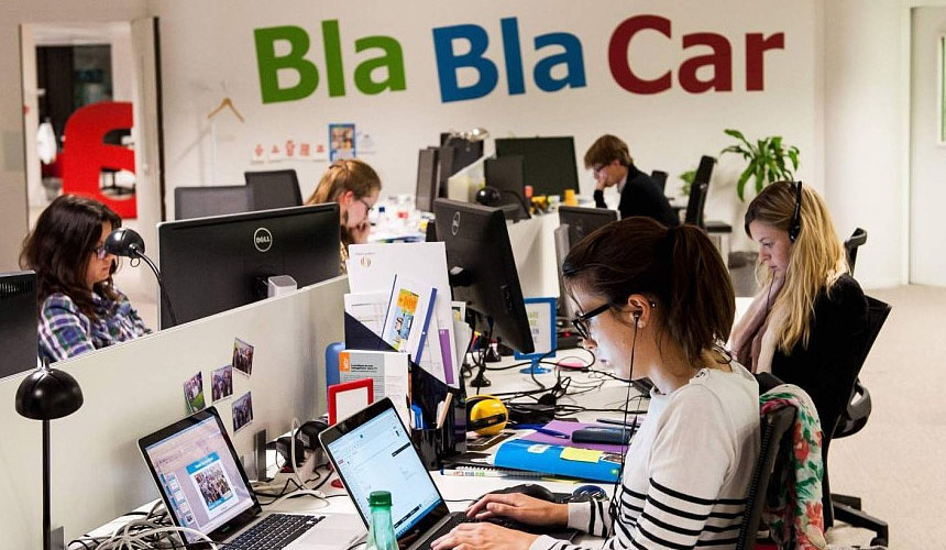 BlaBlaCar стал платным