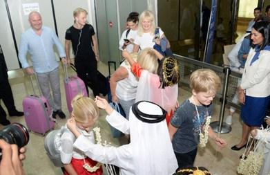 Из Москвы в Бахрейн запущен туристический чартер