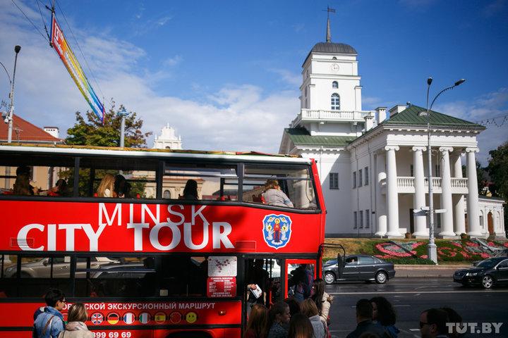 Стало известно, сколько в сутки тратят иностранцы в Минске