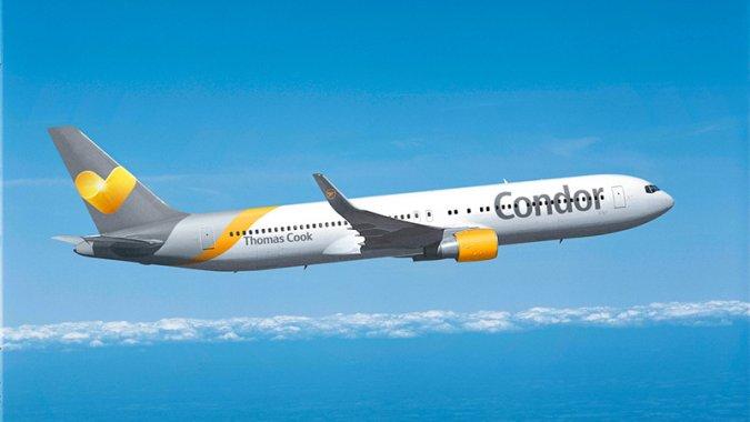 Авиакомпания Condor: 62 года в небе