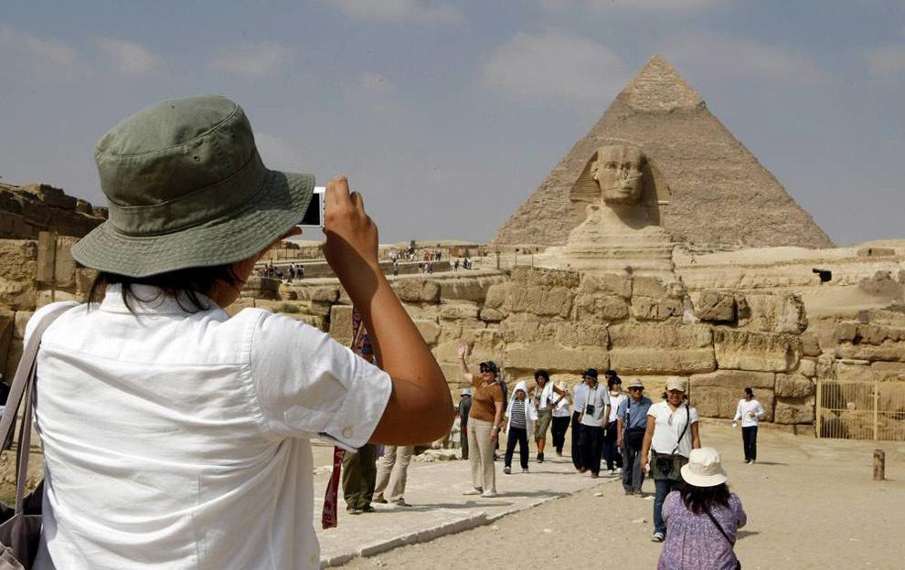 Египет скрыл статистику по туризму в интересах нацбезопасности