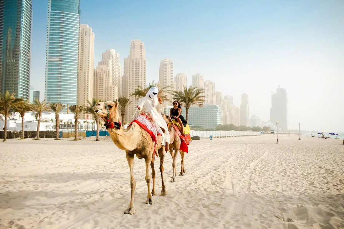 В ОАЭ ждут более 2 млн российских туристов уже к 2023 году