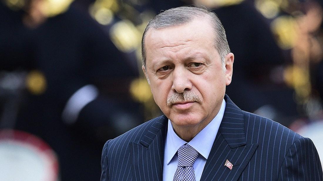 МИД Германии предупредил своих туристов в Турции: Эрдогана не критиковать!