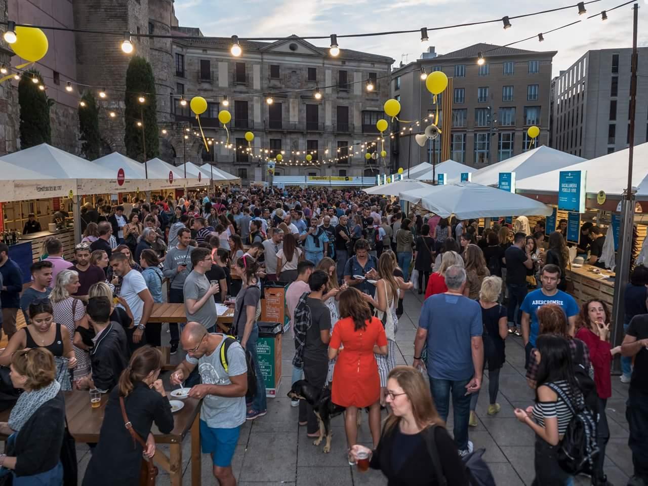 Самые вкусные и сытные выходные октября пройдут в Барселоне