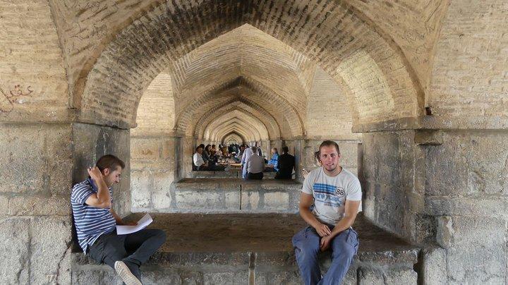 За нетрезвый вид - 70 ударов плетью. Белорус о путешествии в Иран на мотоцикле