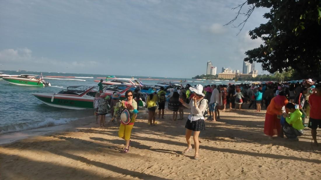 Тайские туроператоры на грани краха из-за падения турпотока из Китая