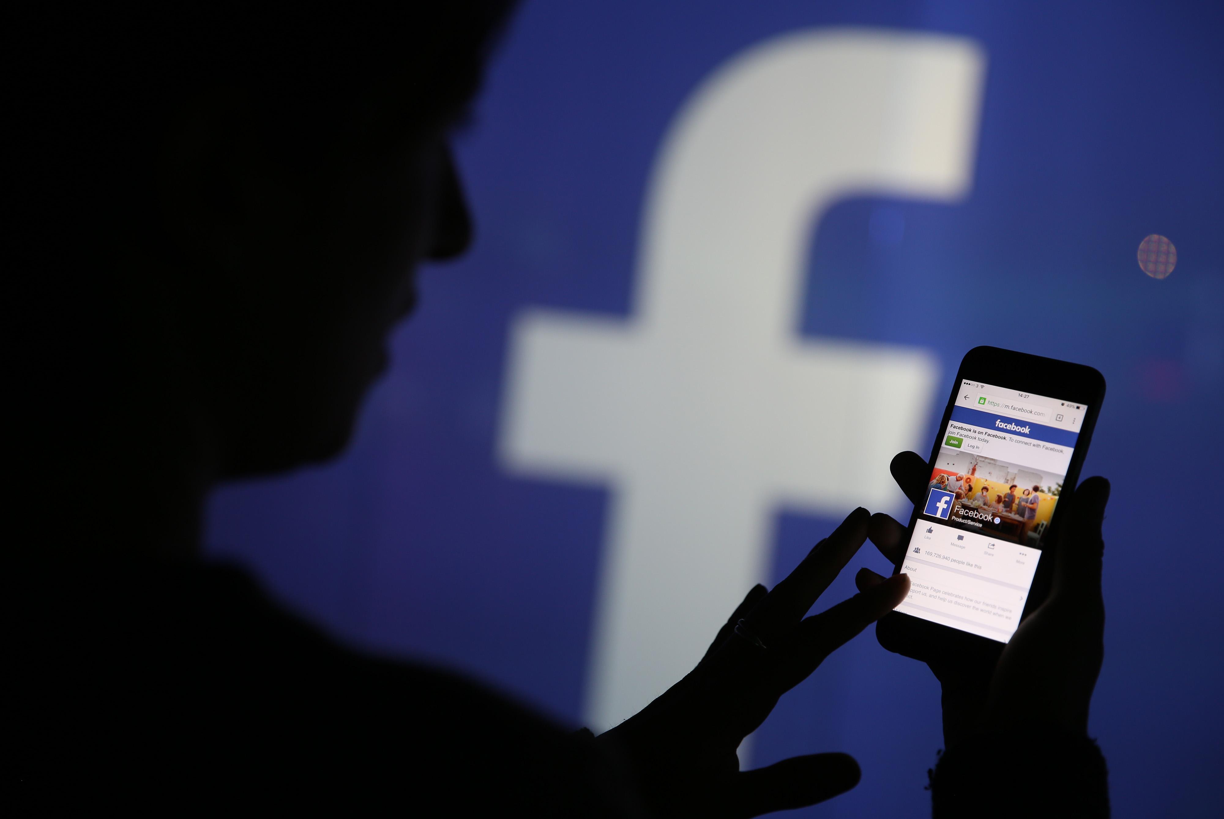 Facebook против «фейка»