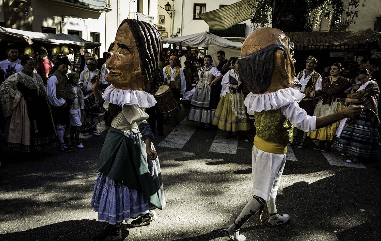 1 ноября – День всех святых в Испании