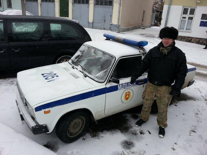 Фото: страница Пола Моргана во ВКонтакте