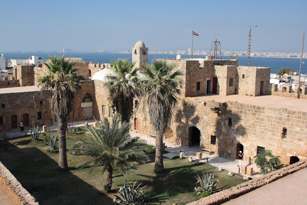Сирия пригласила туристов на свой единственный остров