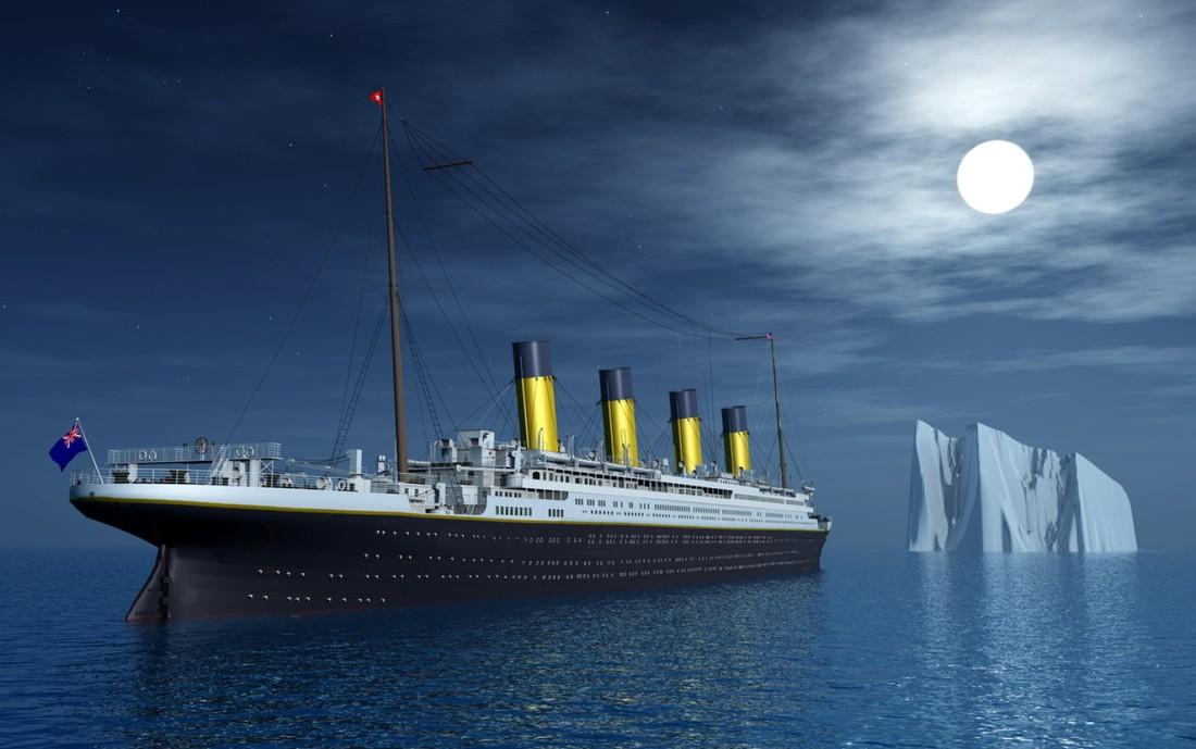 Круизы на точной копии Титаника начнутся с 2022 года