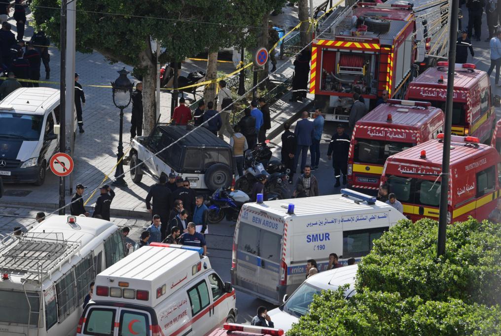 МИД предупредил туристов соблюдать осторожность после теракта в Тунисе