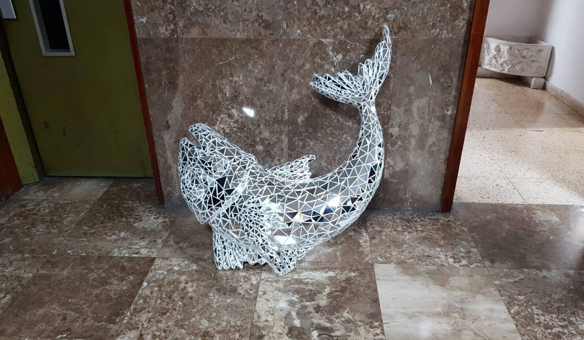 Вор украл скульптуру на Тенерифе и вернул ее четыре дня спустя