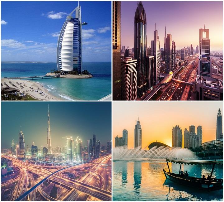 Дубаи из Минска: первый рейс, отличные цены и специальные акции
