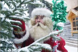 Никто не знает сколько лет Деду Морозу, но у него снова День рождения