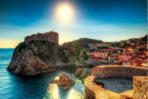 То густо, то пусто: Дубровнику не хватает туристов в межсезонье