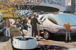 Робомобили станут заменой автобусным турам и ночевкам в отелях