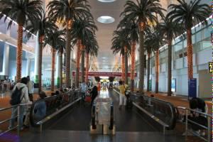 В аэропорту Дубая тестируют «умные тоннели», которые облегчат пассажирам путь до самолета