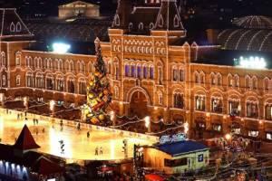 Московские катки открывают зимний сезон