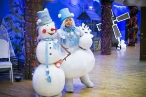 Архангельский Снеговик отметит день рождения 1 декабря