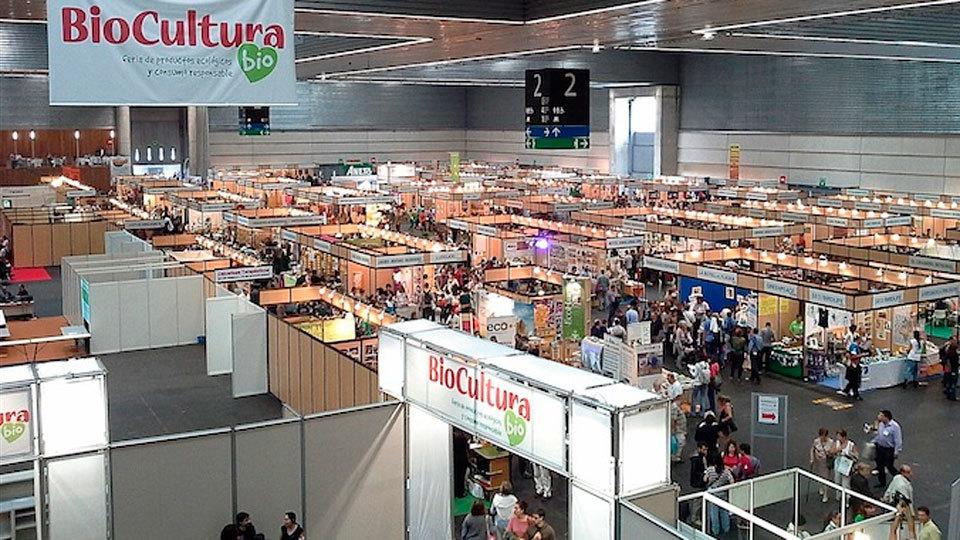 В Мадриде проходит Ярмарка биокультуры