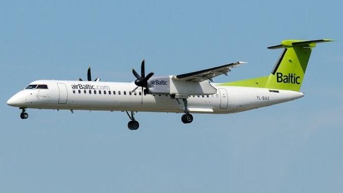 AirBaltic начнет летать во Львов
