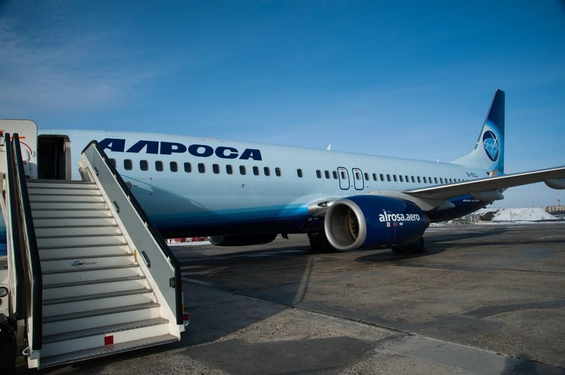 СМИ: рейсы Якутии за границу выполнит Алроса