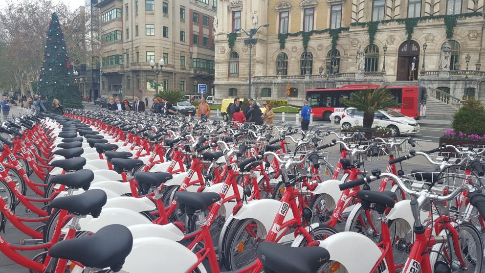 В Бильбао ужесточают борьбу с ездой по тротуарам