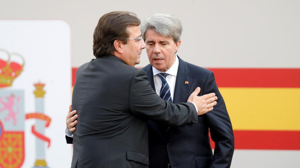Глава провинции Мадрид Анхель Гарридо представил проект бюджета на 2019 год