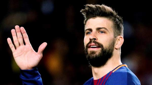 Футболист «Барселоны» Жерар Пике работает над созданием нового футбольного турнира