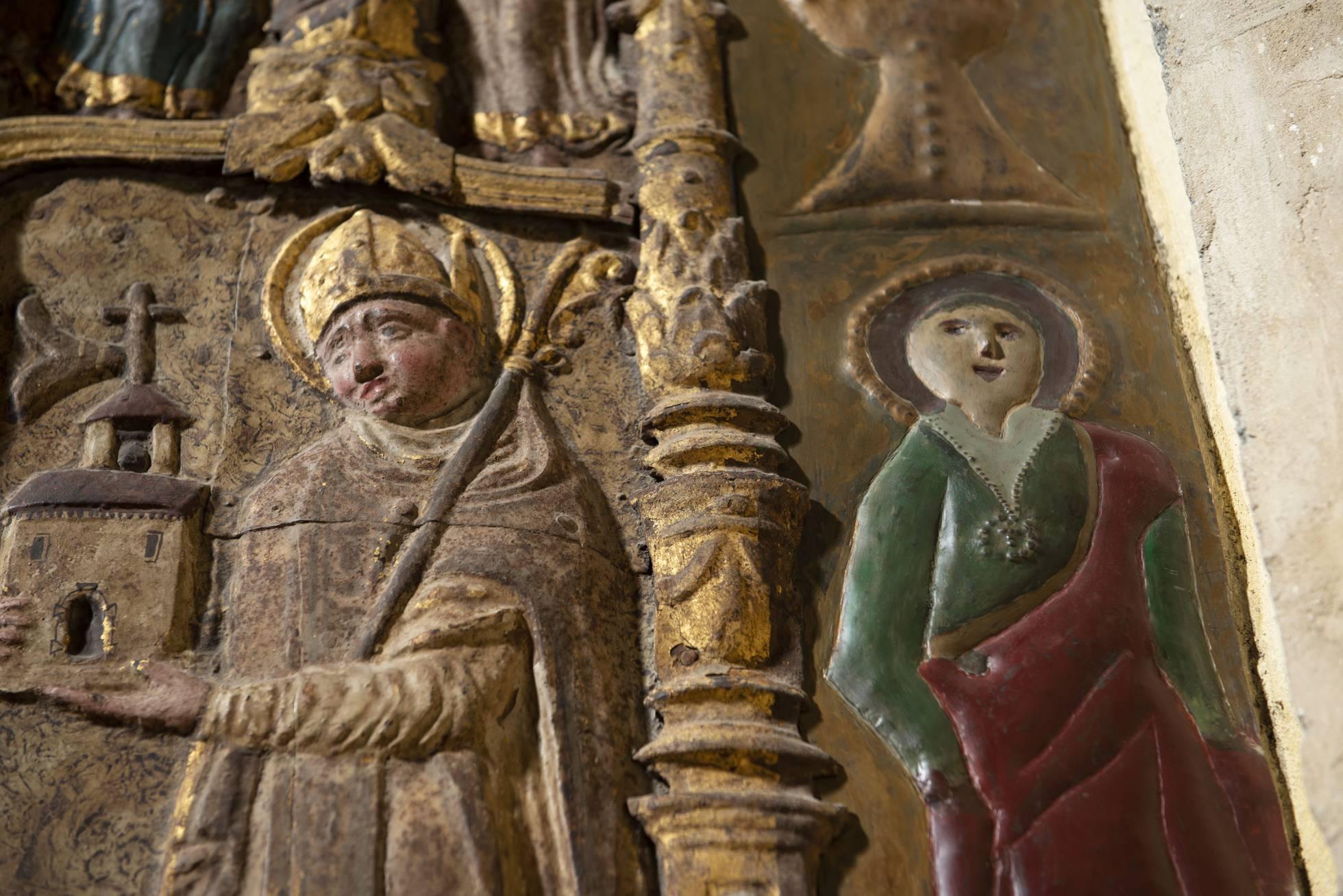 Самсон в храме Баэсы превратился в лубочного персонажа
