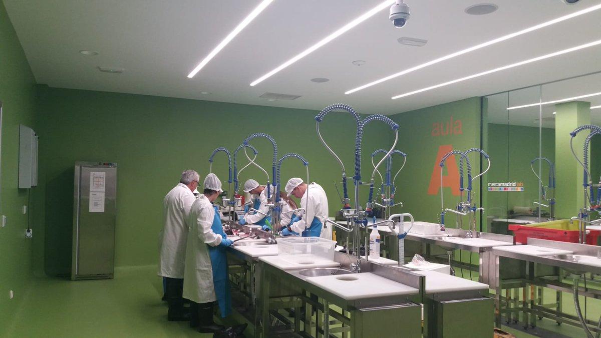 Новый проект MERCAMADRIDLAB: все о свежих продуктах