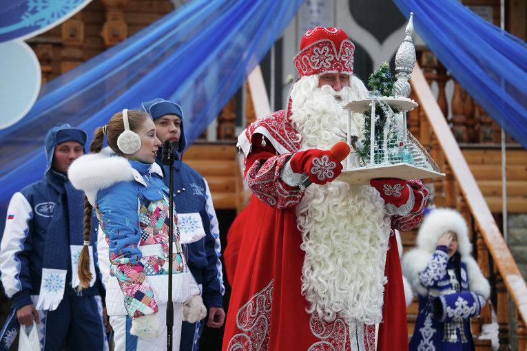 Великий Устюг откроет туристический сезон Днем Рожденья Деда Мороза