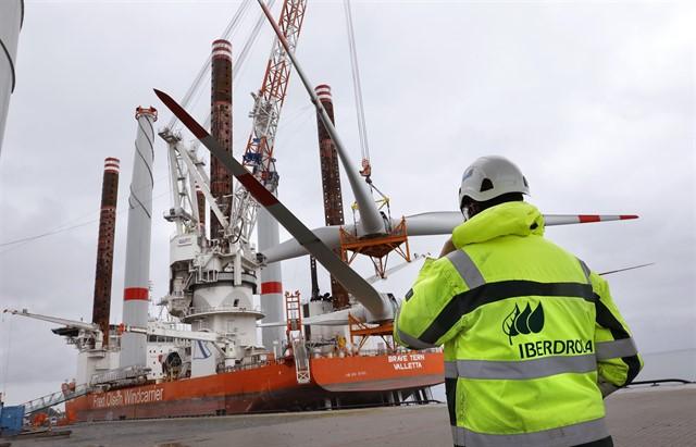 Iberdrola завоевывает Балтику