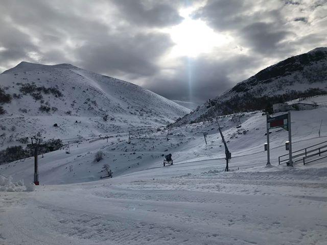 Официальное открытие горнолыжного сезона уже завтра